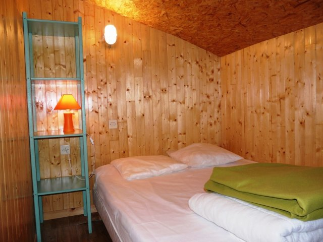Chambre chalet 4 pers